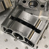 maven billet turbo mount garret turbo gt55 s500