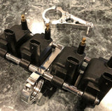 IGNITION COIL MOUNT TUBE CLAMP