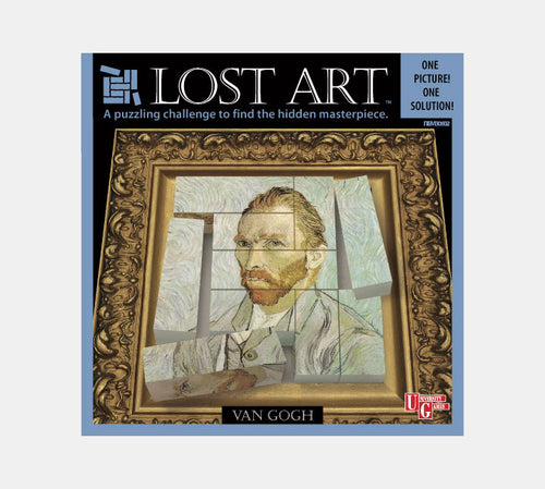 Lost Art - 3D Brain Teaser - Van Gogh