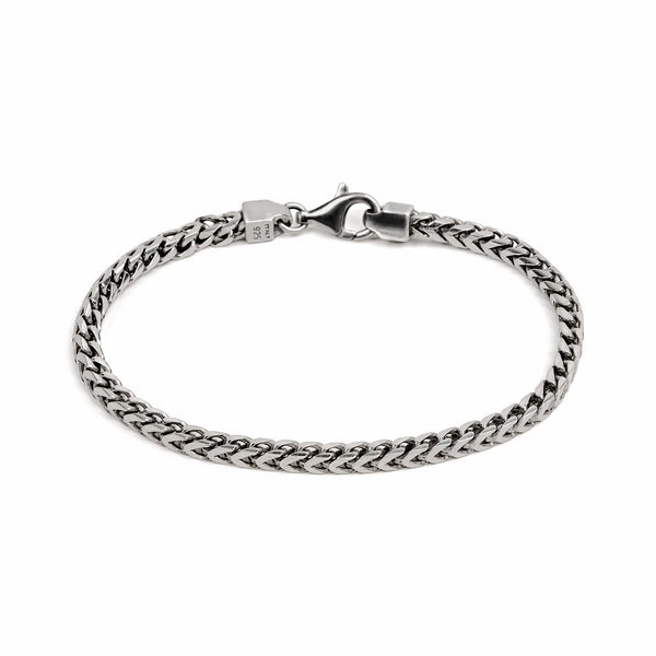 4.5mm Bold Franco Chain Bracelet