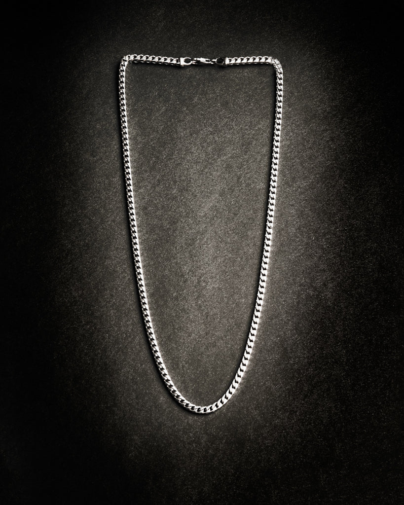 BOLD FRANCO CHAIN NECKLACE