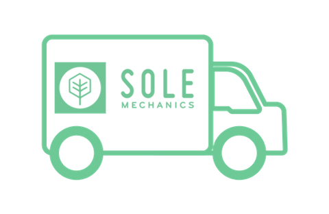 Sole Mechanics Free Delivery on order over $100 AUD