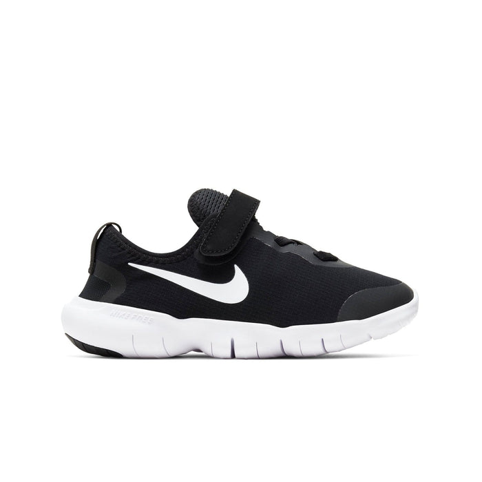 Nike Free RN 5.0 2020 PSV Kids Black White-Anthracite-Volt