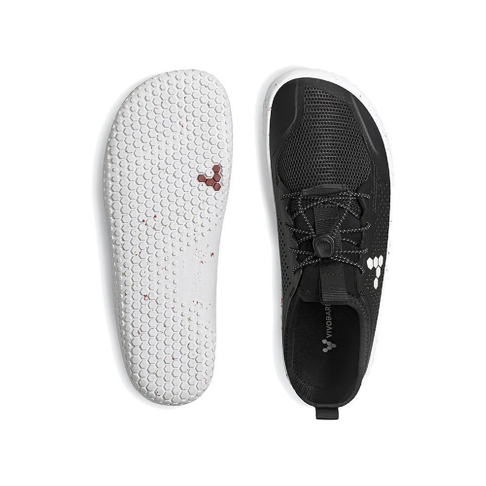 Vivobarefoot Primus Sport II Junior Obsidian Sole and Top