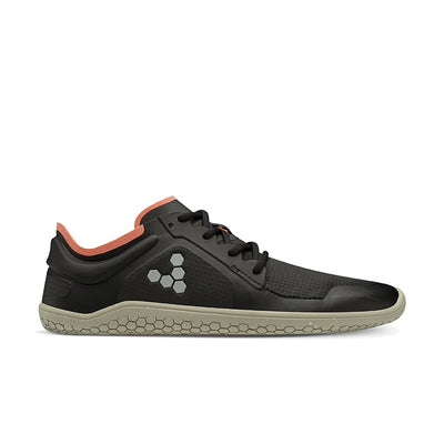 Vivobarefoot Primus Lite II All Weather Womens Obsidian - Sole Mechanics Natural Motion Footwear - Australia & New Zealand