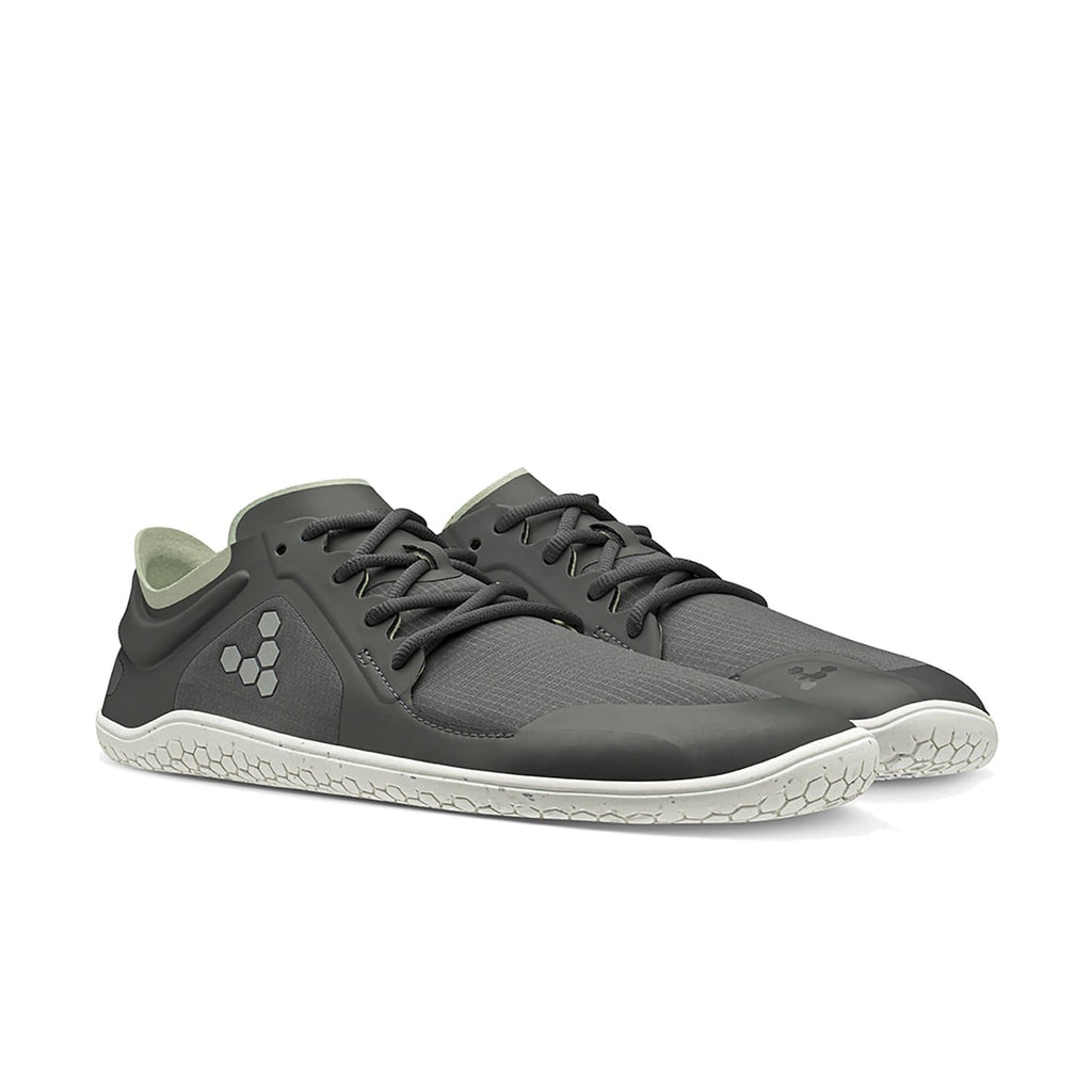 Vivobarefoot Primus Lite II All Weather Womens Graphite - Sole Mechanics Natural Motion Footwear - Australia & New Zealand