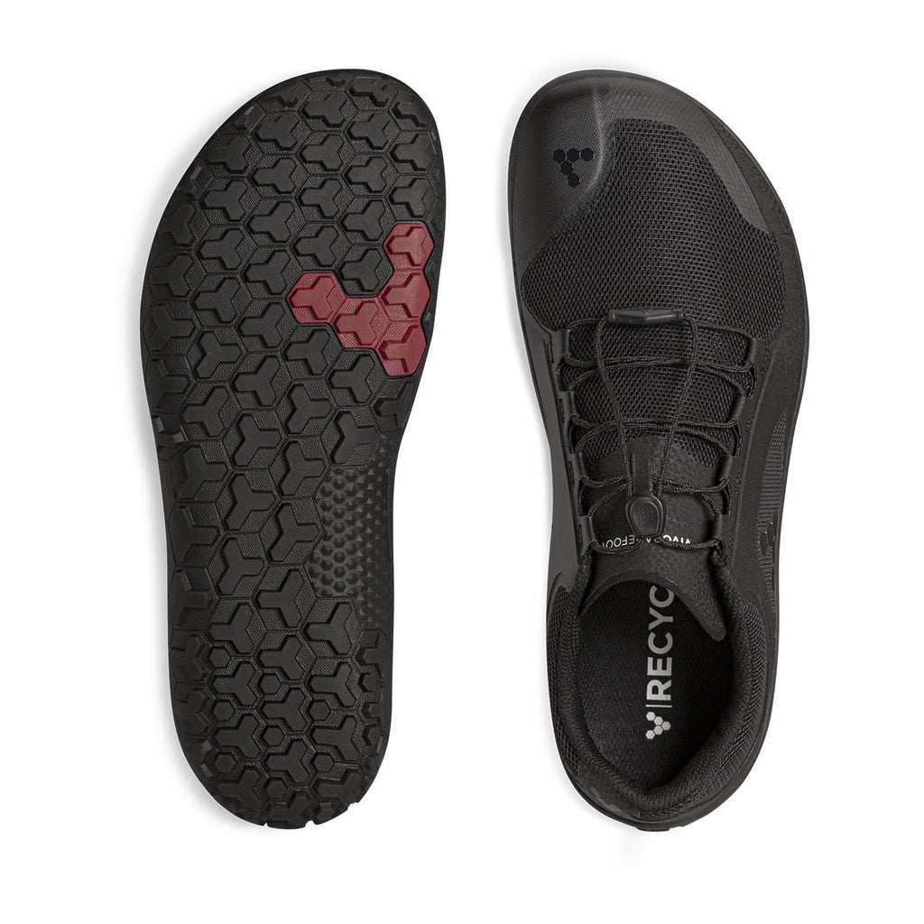 *PRE-ORDER* Vivobarefoot Primus Trail II FG Obsidian Mens (Est. Shipment: 12/2/2021) - Sole Mechanics Natural Motion Footwear - Australia & New Zealand