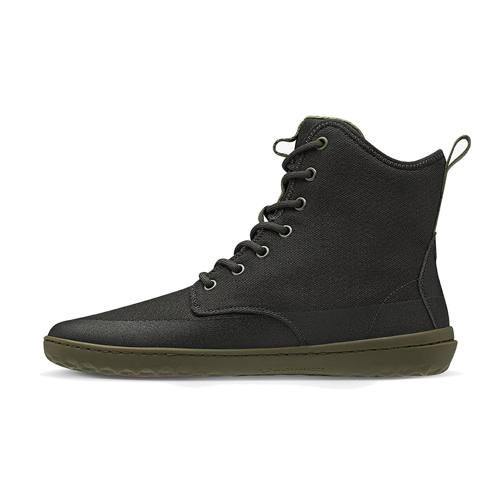 Vivobarefoot Scott II Eco Mens Obsidian - Sole Mechanics Natural Motion Footwear - Australia & New Zealand