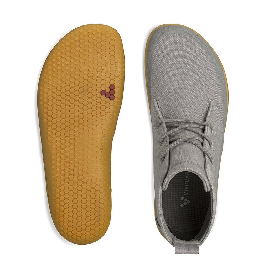 Vivobarefoot Gobi III Hemp Womens Zinc - Sole Mechanics Natural Motion Footwear - Australia & New Zealand