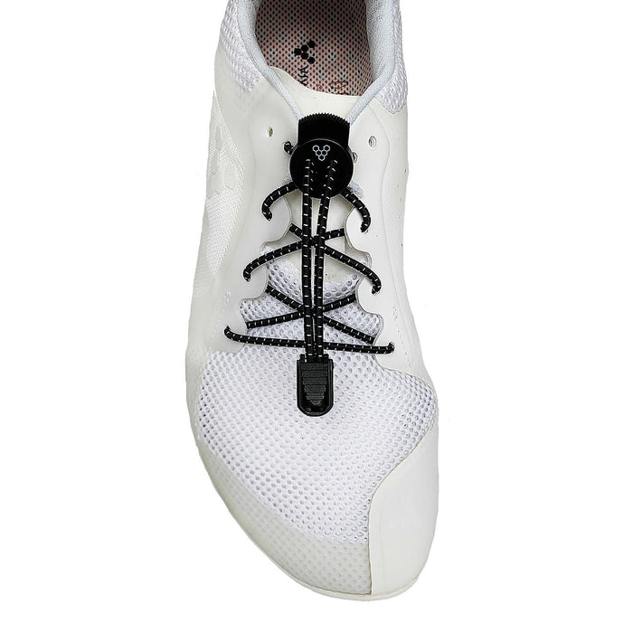 Vivobarefoot Toggle Laces Adult Black - Sole Mechanics Natural Motion Footwear - Australia & New Zealand