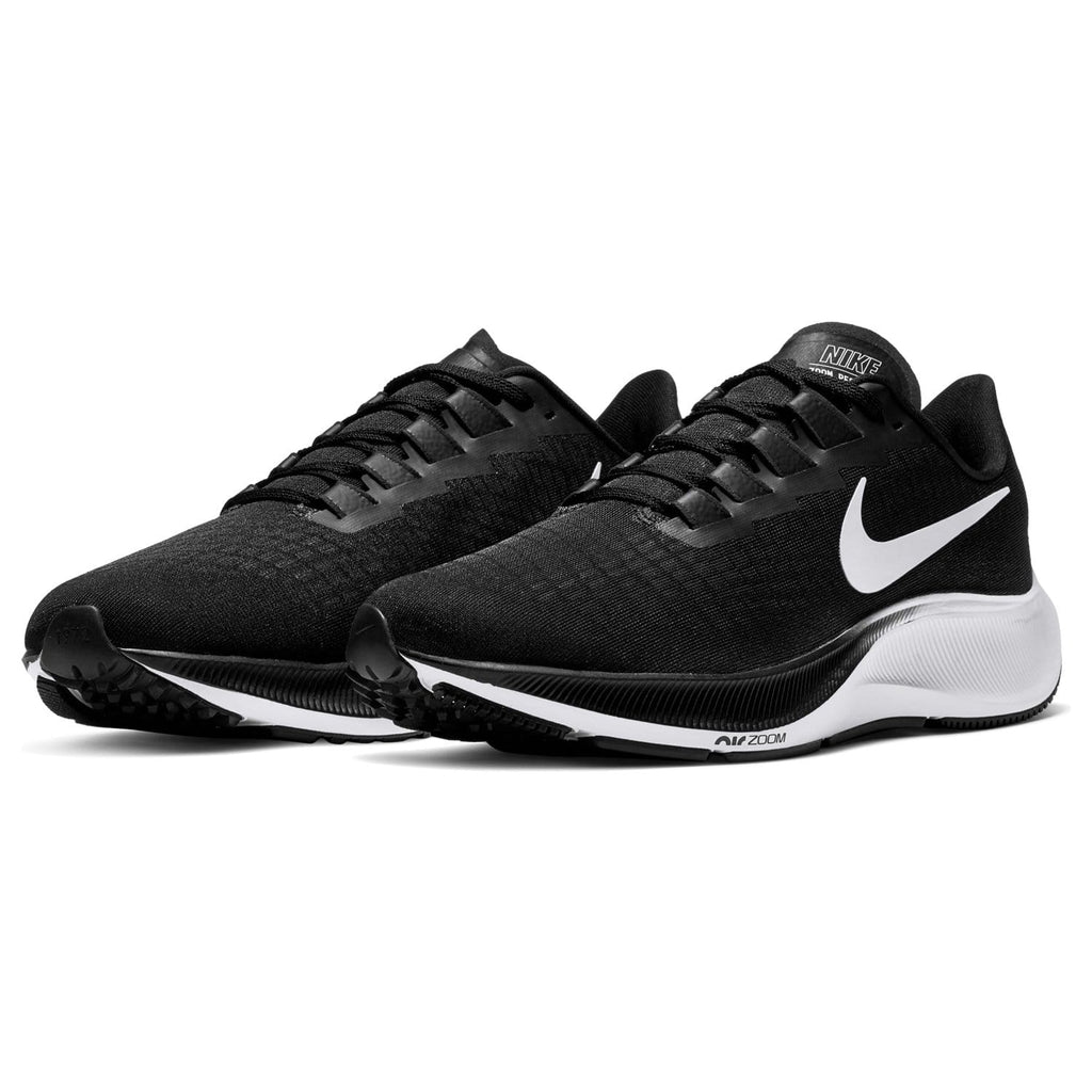 Nike Air Zoom Pegasus 37 Mens Black White