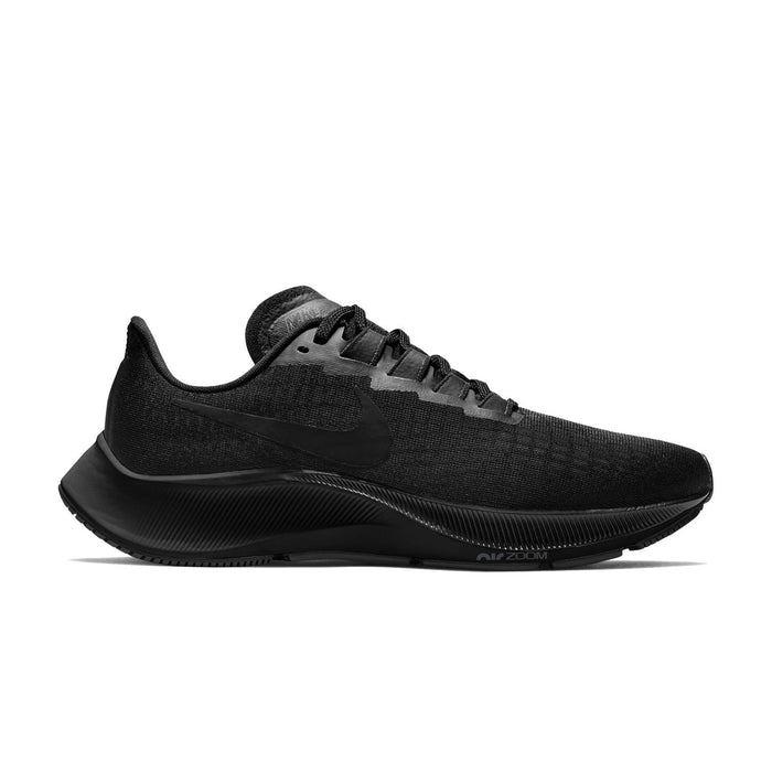 Nike Air Zoom Pegasus 37 Womens Black/Black-Dk Smoke Grey - Sole Mechanics Natural Motion Footwear - Australia & New Zealand