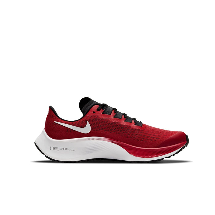 Nike Air Zoom Pegasus 37 Kids University Red / White-Black - Sole Mechanics Natural Motion Footwear - Australia & New Zealand