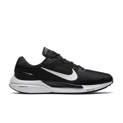 Nike Air Zoom Vomero 15 Mens Black/White-Anthracite-Volt - Sole Mechanics Natural Motion Footwear - Australia & New Zealand