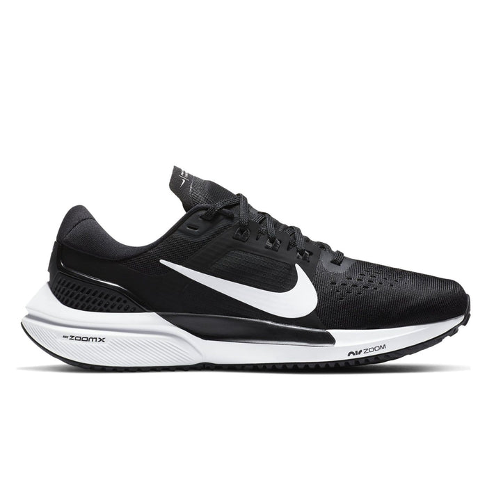 Nike Air Zoom Vomero 15 Womens Black/White-Anthracite-Volt - Sole Mechanics Natural Motion Footwear - Australia & New Zealand