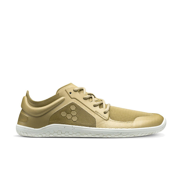 Vivobarefoot Primus Lite II Recycled Womens Gold - Sole Mechanics Natural Motion Footwear - Australia & New Zealand