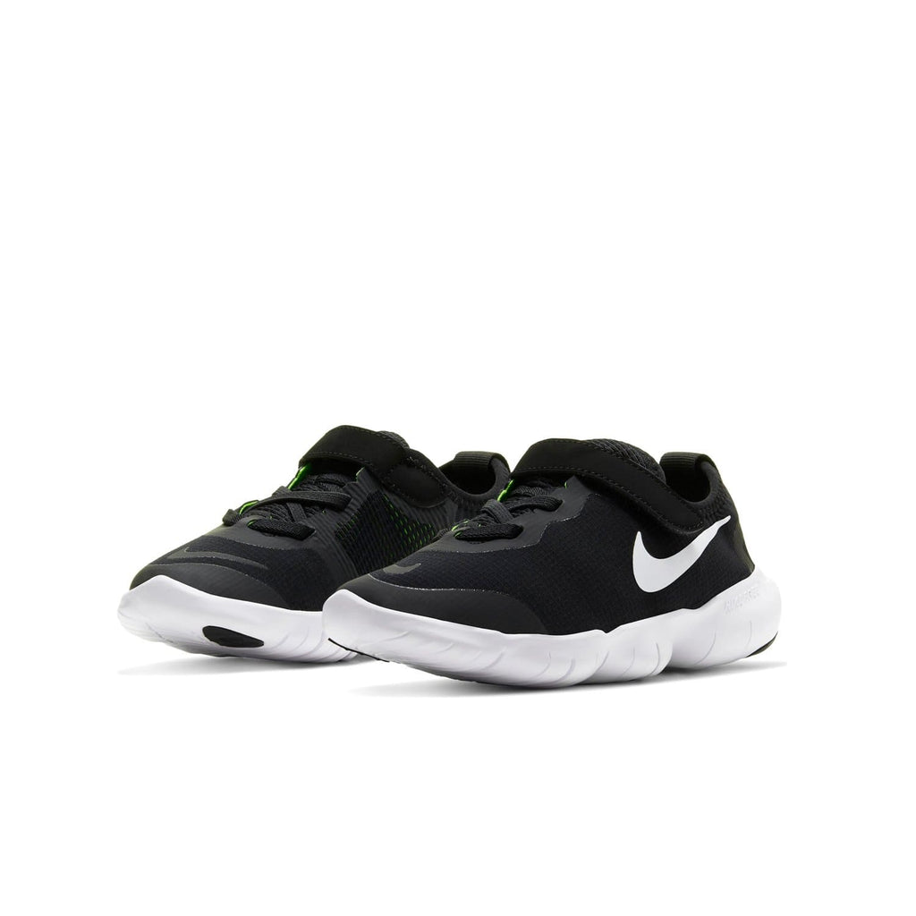 Nike Free RN 5.0 2020 PSV Kids Black | White-Anthracite-Volt