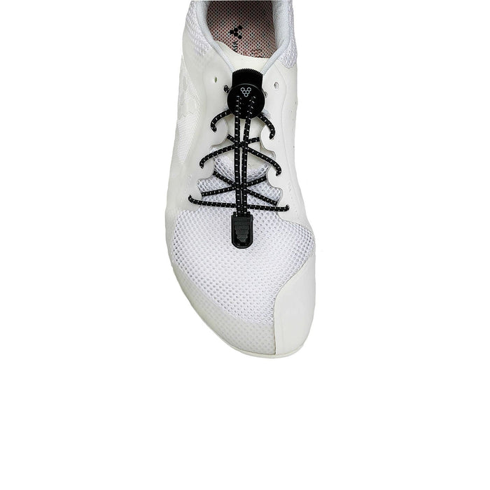 Vivobarefoot Toggle Laces Kids Black - Sole Mechanics Natural Motion Footwear - Australia & New Zealand