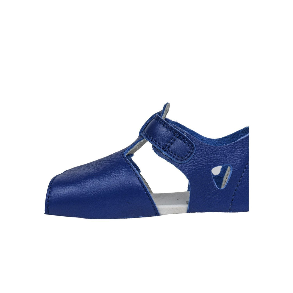 Bobux I-Walk Mirror Sandal Kids Blueberry - Sole Mechanics Natural Motion Footwear - Australia & New Zealand