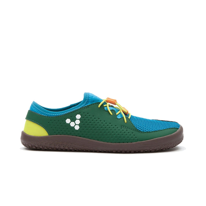 *PRE-ORDER*  Vivobarefoot Primus Colour Kids Blue/Green/Yellow