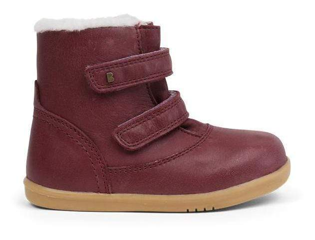 Bobux Kids Bobux i-Walk Aspen Boot Kids Plum