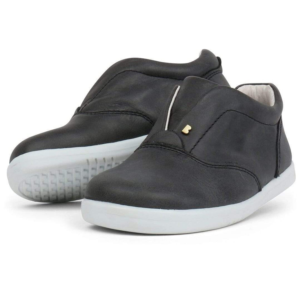 Bobux Kids Bobux i-Walk Duke Shoe Kids Black Ash