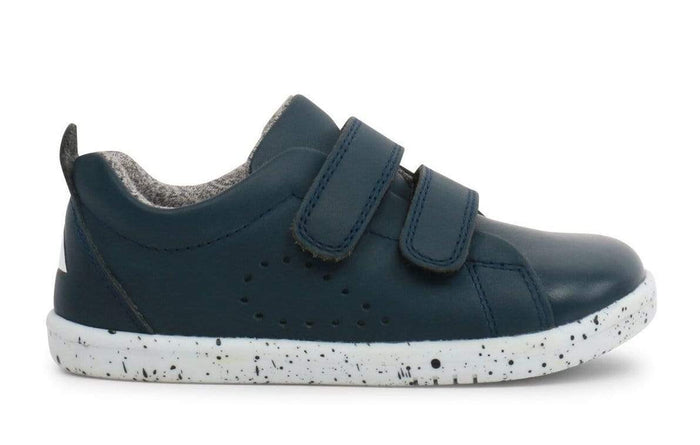 Bobux Kids Bobux i-Walk Grass Court Trainer Kids Navy