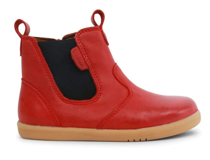Bobux Kids Bobux i-Walk Jodhpur Boot Kids Red