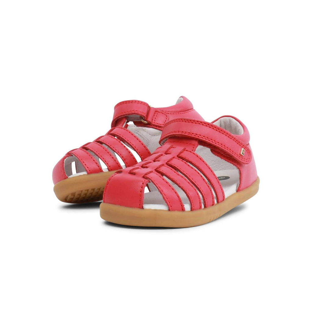 Bobux Kids Bobux I Walk Jump Closed Sandal Kids Watermelon Bobux I Walk Jump Closed Sandal Watermelon Kids | Sole Mechanics