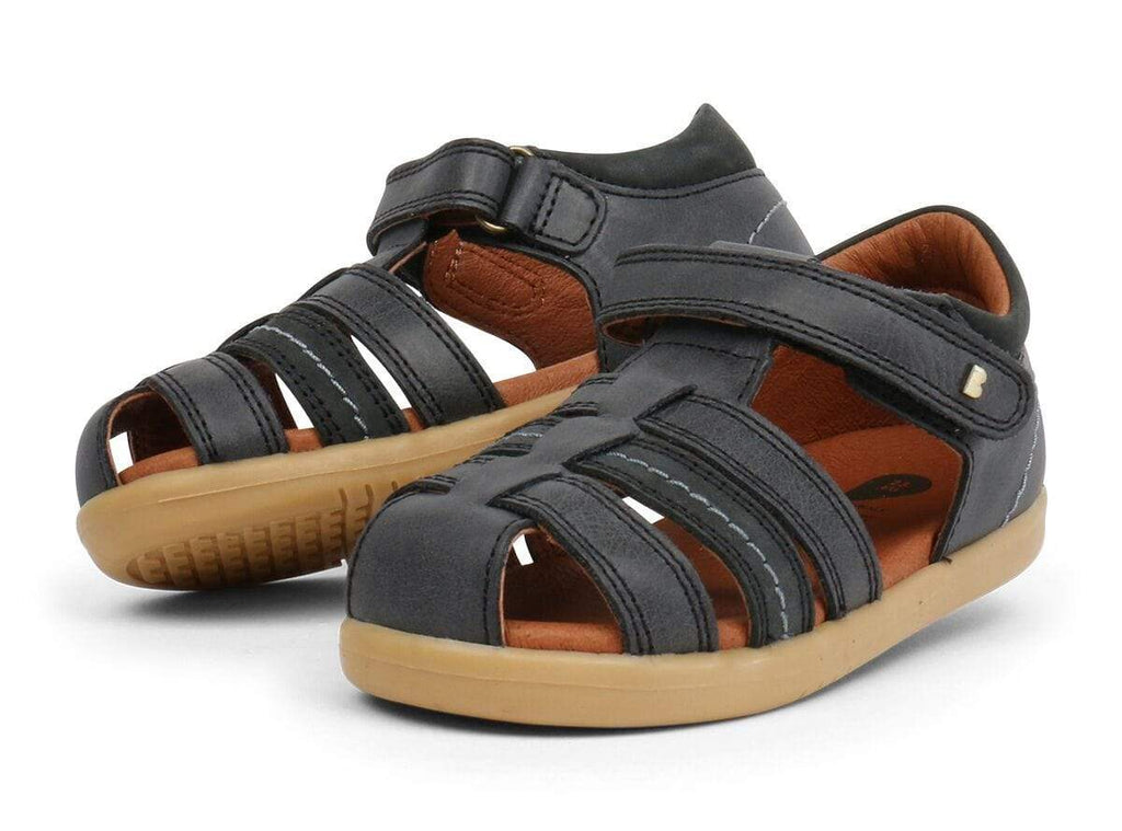 Bobux Kids Bobux i-Walk Roam Sandal Kids Black Ash