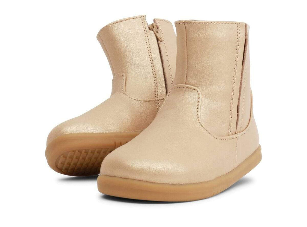 Bobux Kids Bobux i-Walk Shire Boot Kids Gold