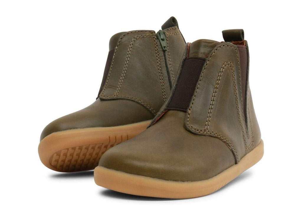 Bobux Kids Bobux i-Walk Signet Boot Kids Olive