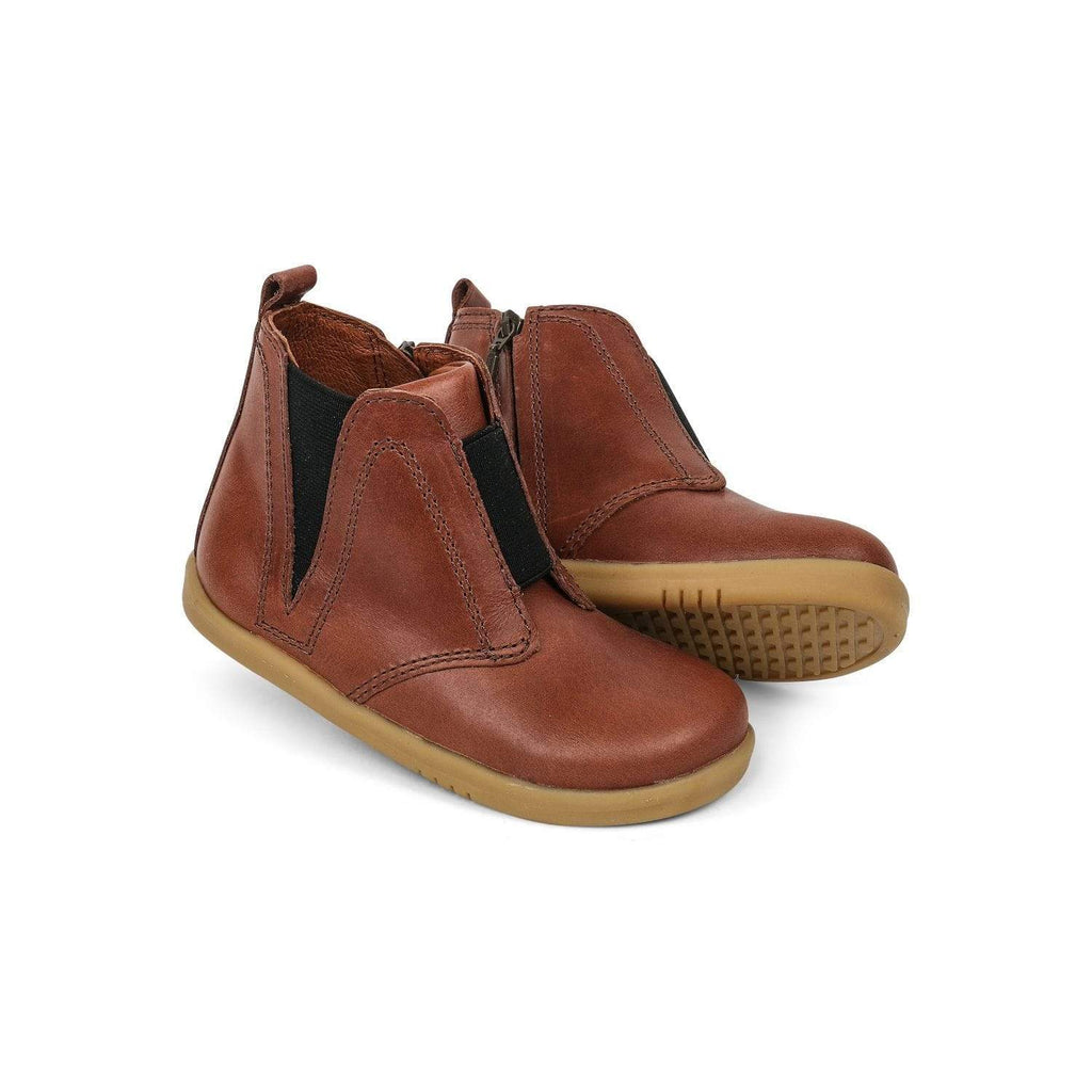 Bobux Kids Bobux IW Signet Boot Kids Toffee Bobux IW Signet Boot Kids Toffee | Sole Mechanics Online