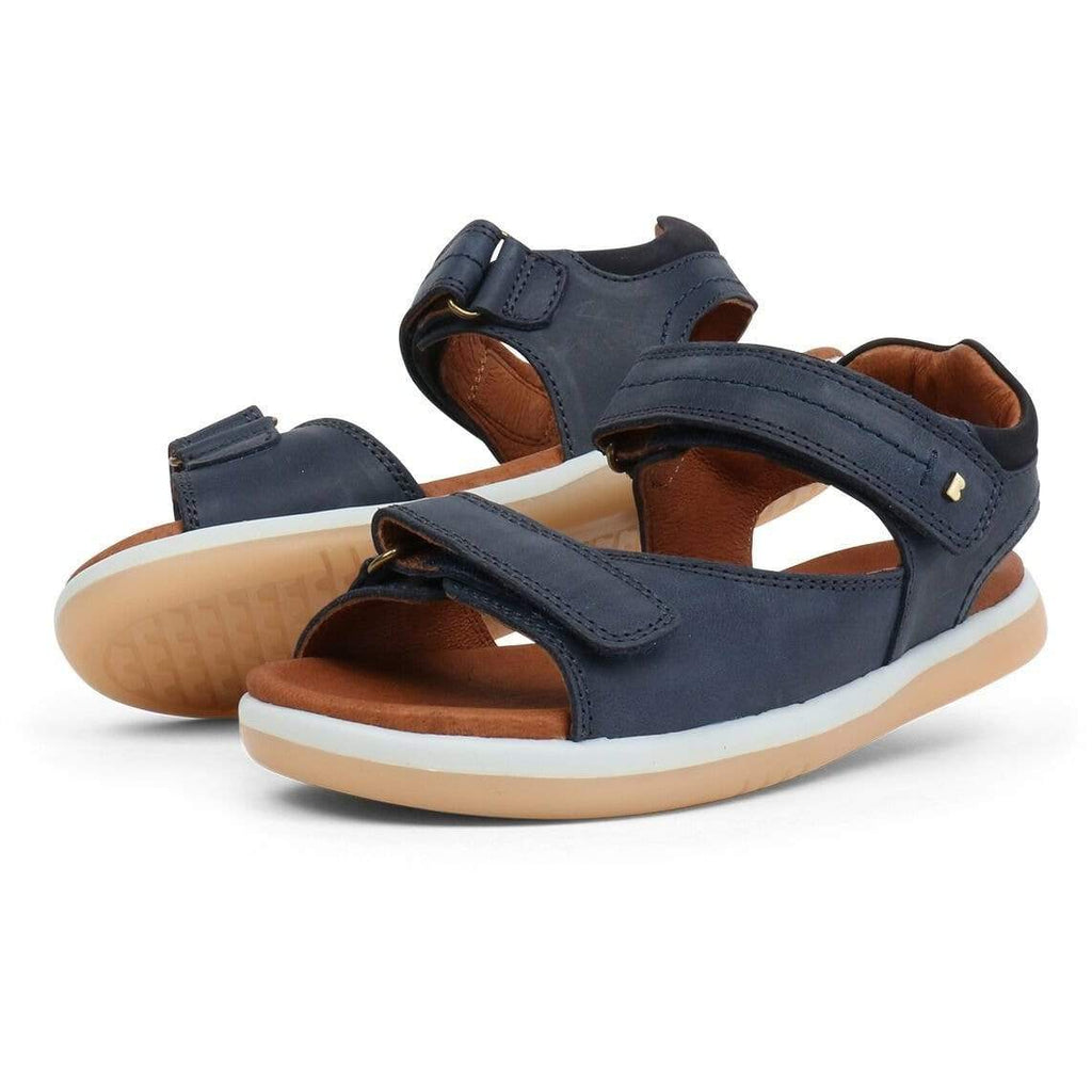 Bobux Kids Bobux Kid Plus Driftwood Sandal Kids Navy
