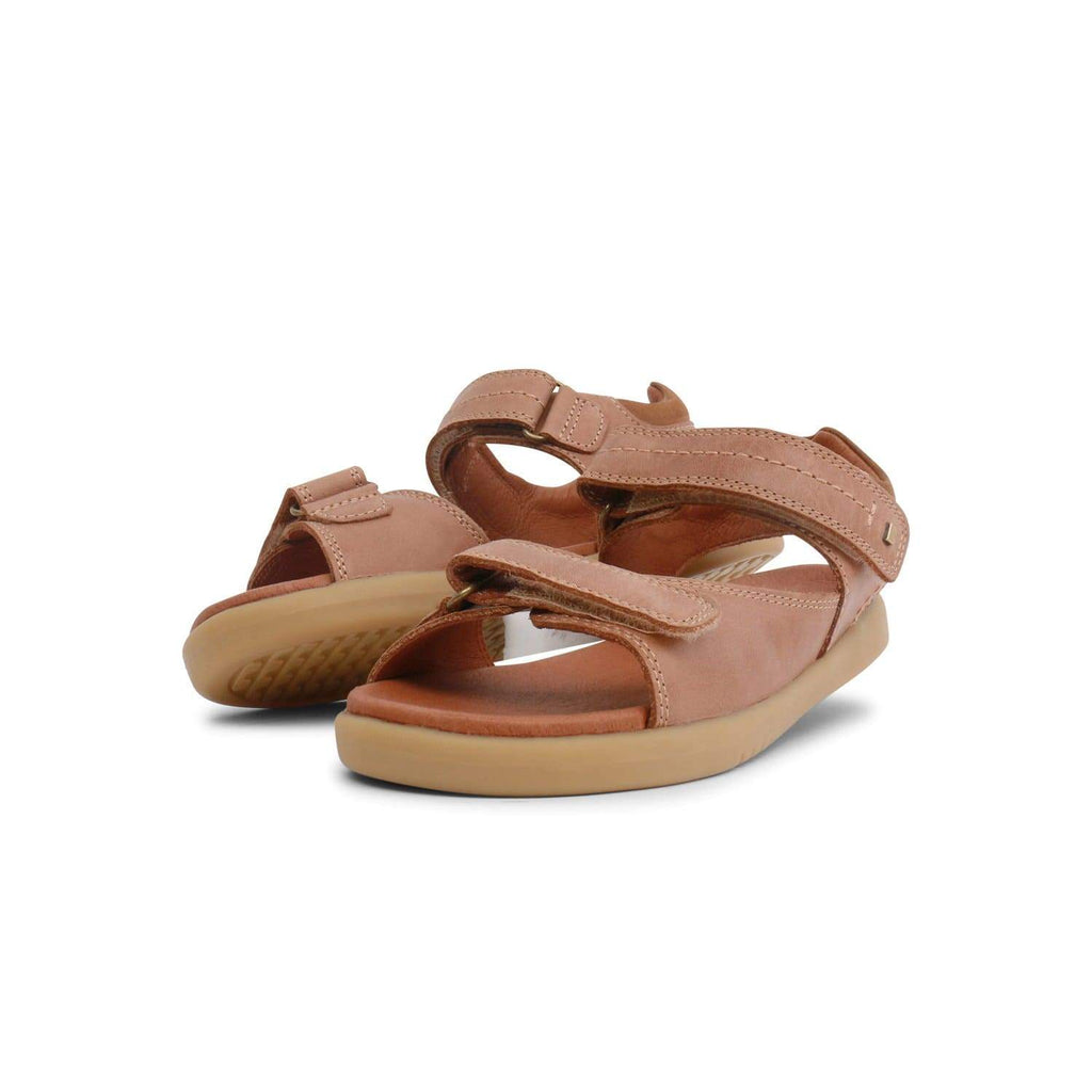 Bobux Kids Bobux Kids Plus Driftwood Open Sandal Kids Caramel Bobux Kids Plus Driftwood Open Sandal Caramel | Sole Mechanics