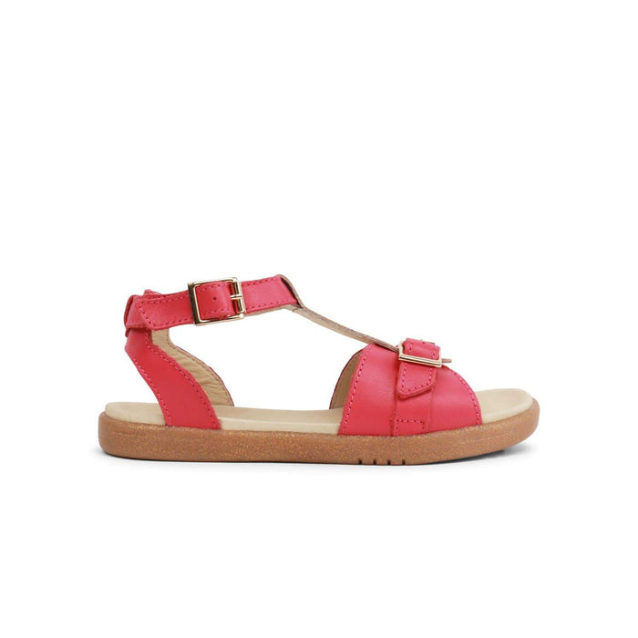 Bobux Kids Bobux Kids Plus Hera Open Sandal Kids Watermelon + Misty Bobux Kids Plus Hera Open Sandal Watermelon + Misty Kids | Sole Mechanics