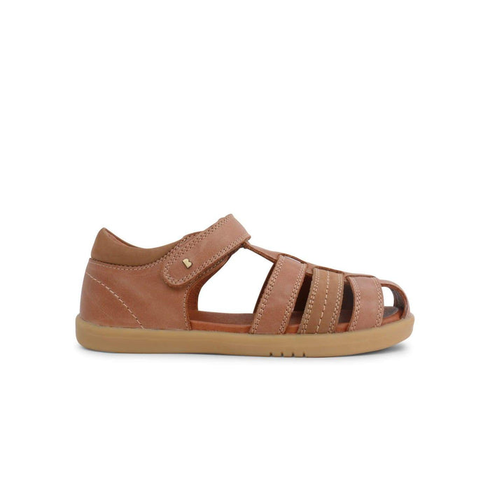 Bobux Kids Bobux Kids Plus Roam Closed Kids Sandal Caramel