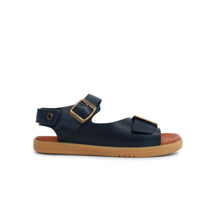 Bobux Kids Bobux Kids Plus Soul Open Sandal Kids Navy Bobux Kids Plus Soul Open Sandal Navy | Sole Mechanics