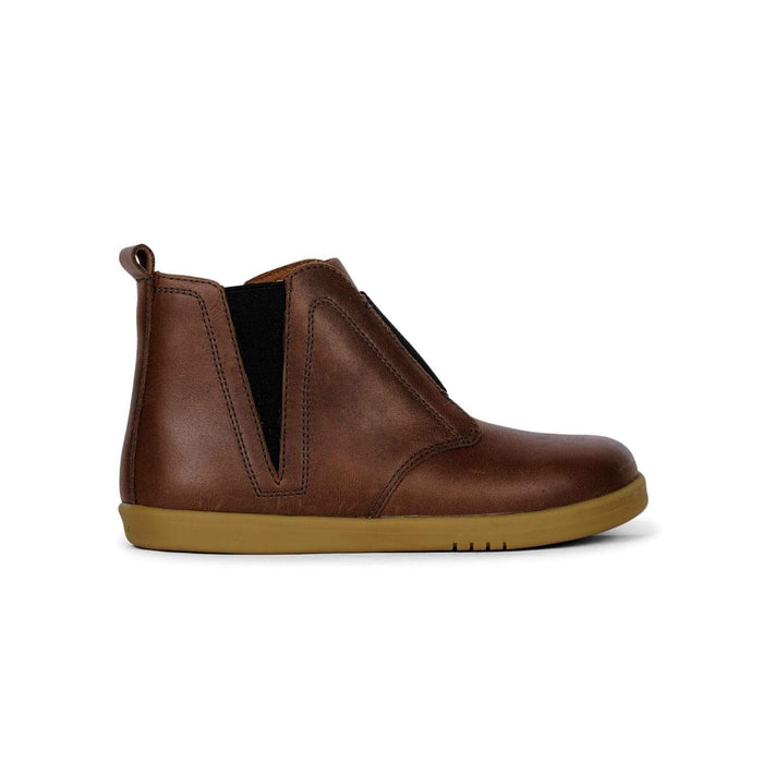 Bobux Kid+ Signet Boot Kids Toffee - Sole Mechanics Natural Motion Footwear - Australia & New Zealand