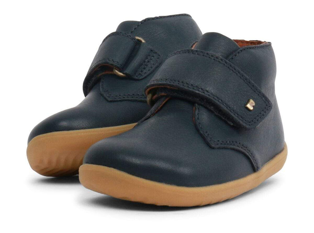 Bobux Kids Bobux Step Up Desert Boot Kids Navy