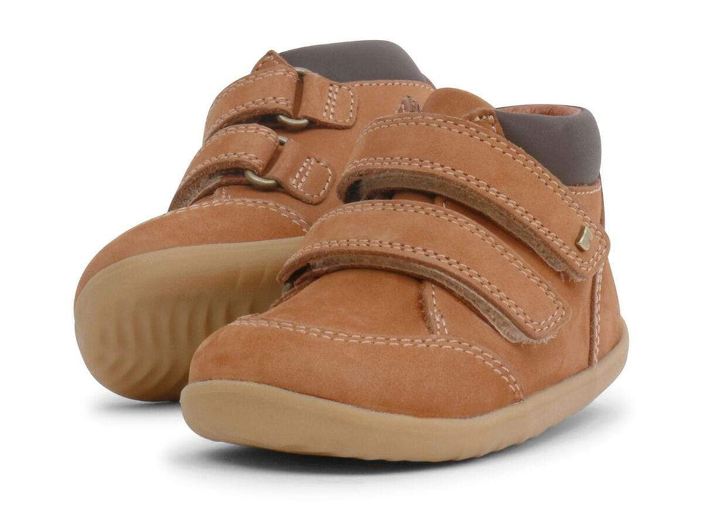 Bobux Kids Bobux Step Up Timber Boot Kids Mustard