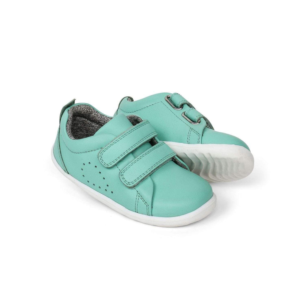 Bobux Kids Bobux SU Grass Court Trainer Kids Peppermint Bobux SU Grass Court Trainer Kids Peppermint | Sole Mechanics Online