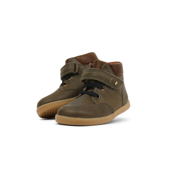 Bobux Kids Bobux Timber Boot Kids Olive