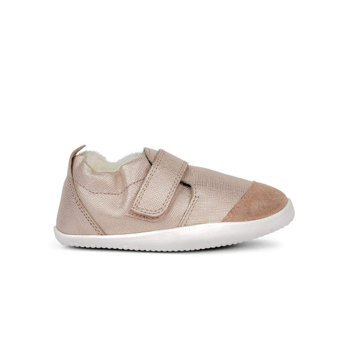 Bobux Kids Bobux XP Marvel Arctic Winter Kids Rose Gold Bobux XP Marvel Arctic Winter Kids Rose Gold | Sole Mechanics Online
