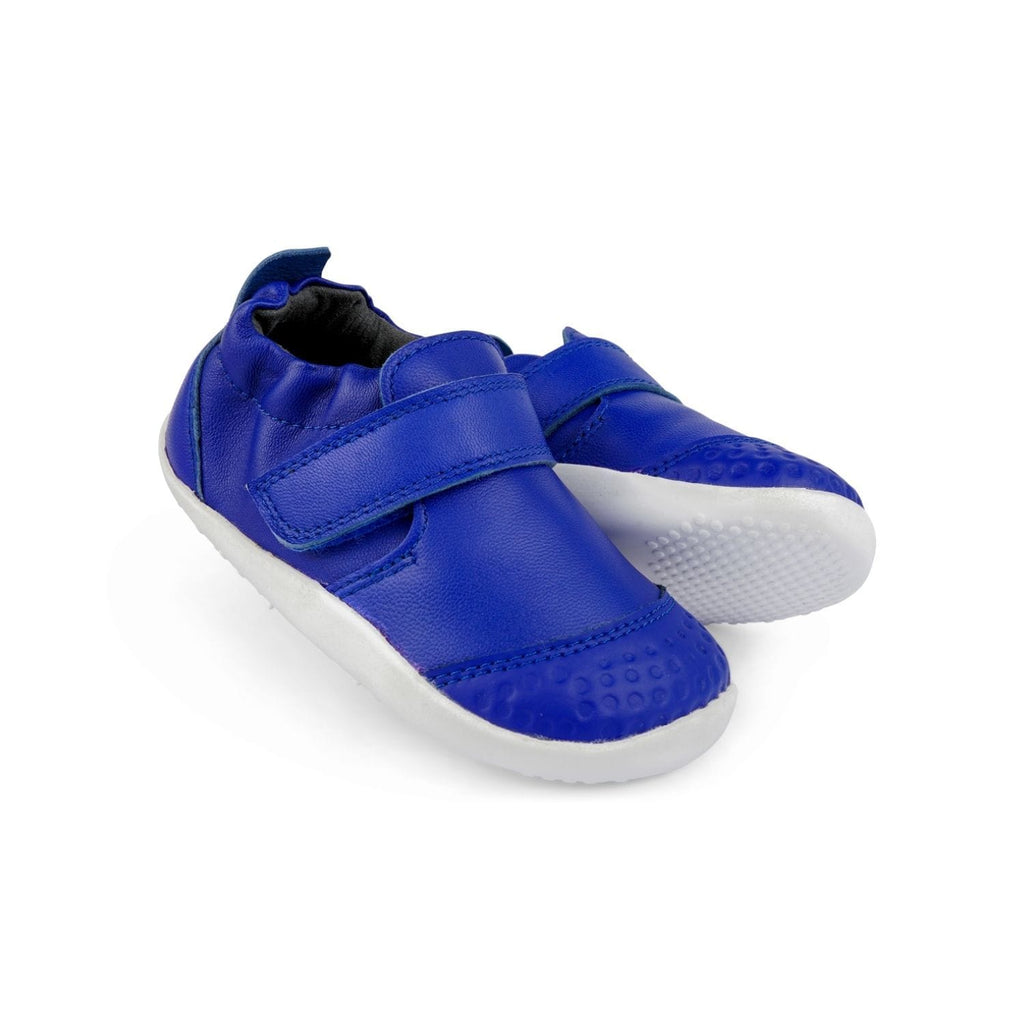 Bobux Xplorer Go Kids Blueberry - Sole Mechanics Natural Motion Footwear - Australia & New Zealand