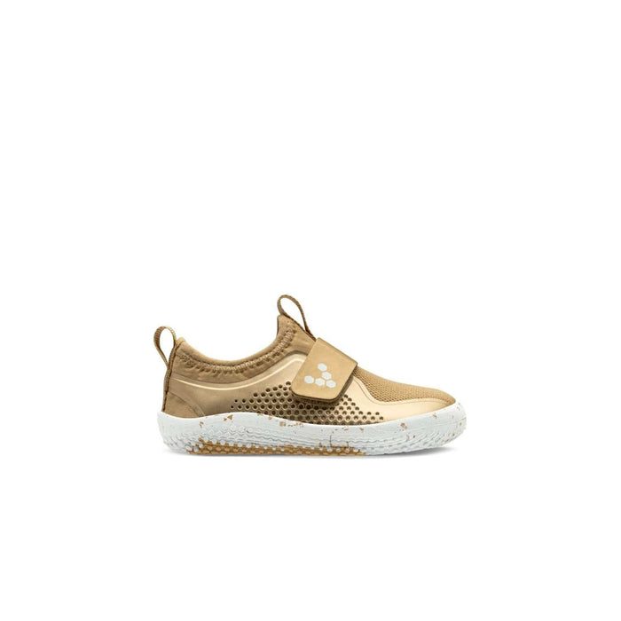 Vivobarefoot Primus Sport Toddler Gold - Sole Mechanics Natural Motion Footwear - Australia & New Zealand