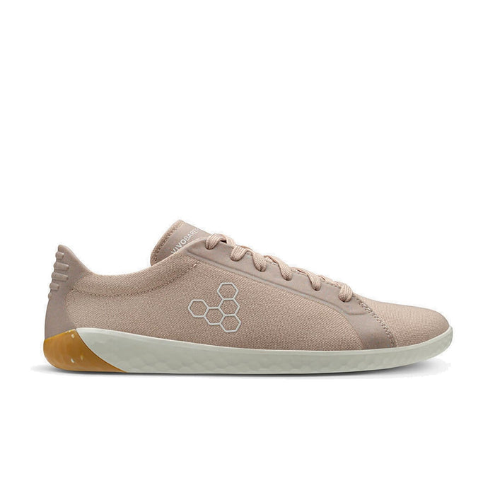 Vivobarefoot Geo Court Eco Womens Pink Granite - Sole Mechanics Natural Motion Footwear - Australia & New Zealand