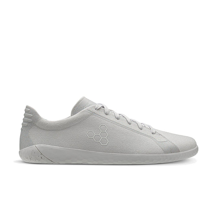 Vivobarefoot Geo Court Eco Mens Moonstone - Sole Mechanics Natural Motion Footwear - Australia & New Zealand