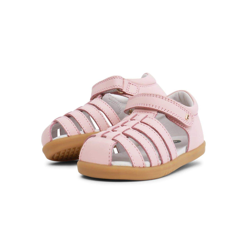 Bobux I-Walk Jump Kids Seashell - Sole Mechanics Natural Motion Footwear - Australia & New Zealand