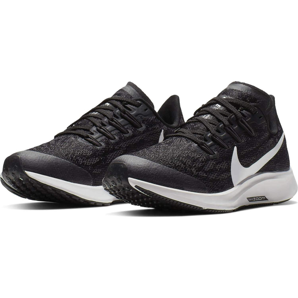 Nike Kids Nike Air Zoom Pegasus 36 GS Kids Black / White-Thunder Grey